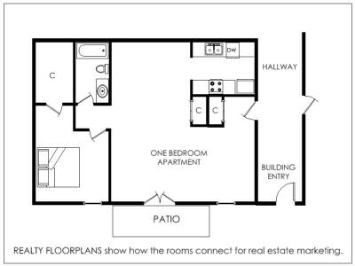 Floor Plans Online Marketing Apartments Bloomington Normal Il