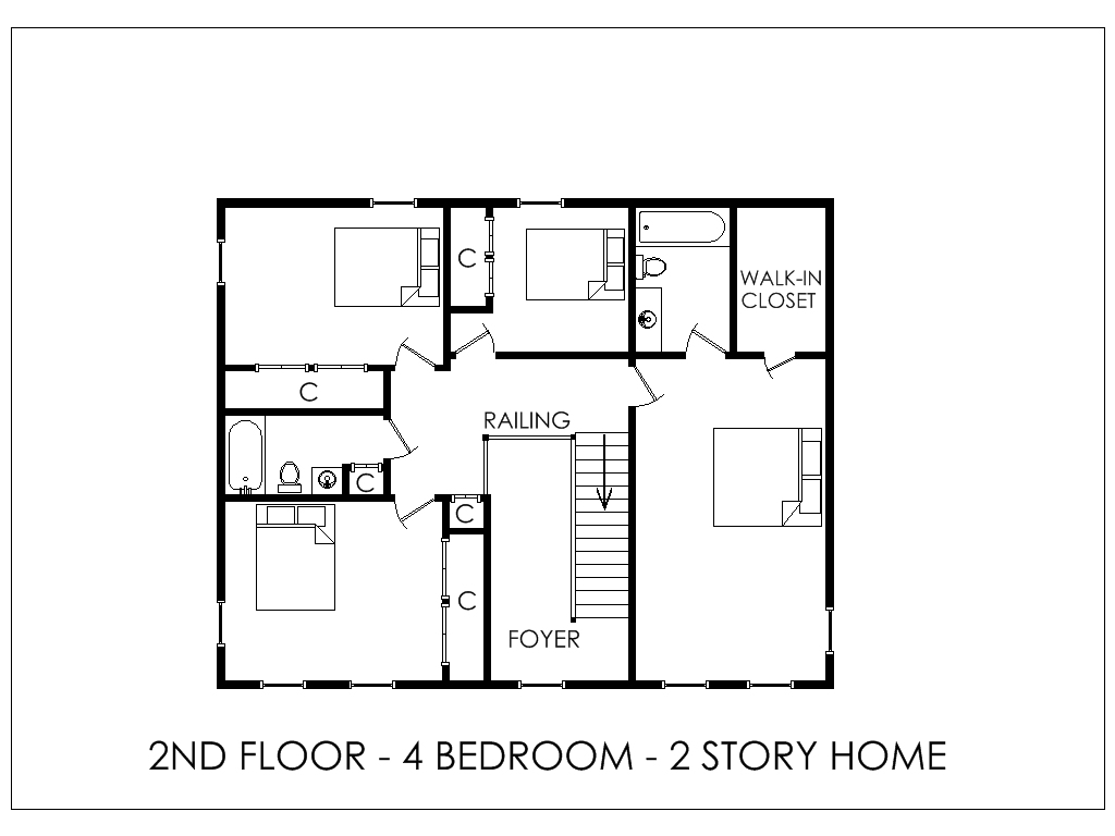 8 bedroom house floor plans home design for Eight bedroom house plans